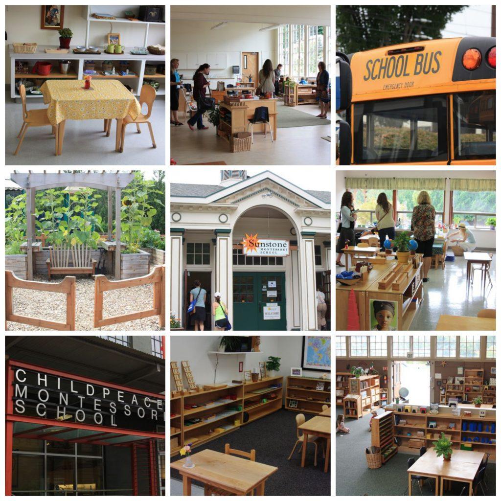 Visiting Local Montessori Schools In Portland